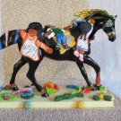 The Trail of Painted Ponies Item 1538 Children of the Garden 1st edition