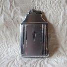 Retro Vintage Ronson Master Case Cigarette Case Lighter Comination Circa 1940'