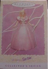 BRAND NEW IN BOX 1996 Easter Collection Barbie Hallmark Ornament