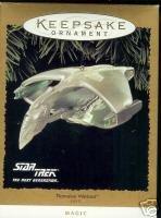 BRAND NEW IN THE BOX Star Trek Romulan Warbird Hallmark Ornament 1995