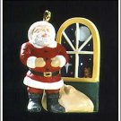 BRAND NEW IN BOX 1997 Jolly Old Santa Miniture Hallmark Keepsake Ornament