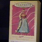 BRAND NEW IN BOX 1997 Barbie Rapunzel Springtime Hallmark Ornament