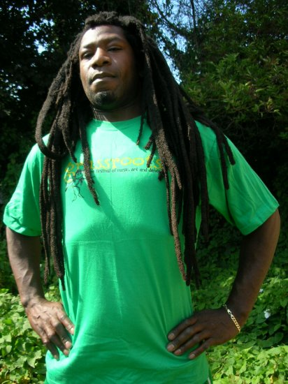 Grass Roots Green T-Shirt (2007 Edition)- exclusive