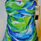 Ralph Lauren strapless  swim top size 6