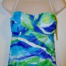 Ralph Lauren strapless  swim top w/ strap size 6