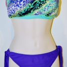 Abs bandeau swim set size 12