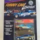 JOHNNY LIGHTNING FUNNY CAR LEGENDS DON SCHUMACHER STARDUST 1970 SEASON NRFP
