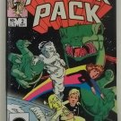 VINTAGE MARVEL POWER PACK COMIC BOOK SEPT 1984 #2