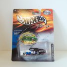 HOT WHEELS RACING TAIL DRAGGER EXIDE BATTERIES 2001 JEFF BURTON  #99 NRFP