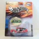HOT WHEELS RACING 1:64 TAIL DRAGGER SPRINT 2001 ADAM PETTY #45 NRFP