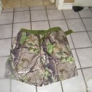 NEW MEN'S REALTREE CAMOUFLAGE BOARD SHORT SWIMSUIT 2xL