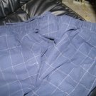 NEW MEN'S LAND'S END FLANNEL CHECK LOUNGE SLEEP PANTS XXL