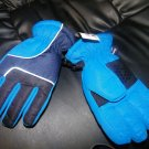 NEW Canyon River Blues Boy's Insulated Reflective Gloves - Colorblock TODDLER 4-5 THINSULATE