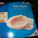 NEW CAREX SITZ BATH FITS STANDARD TOILETS