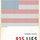 935 Lies The Future of Truth & the Decline of America's Moral Integrity C. Lewis