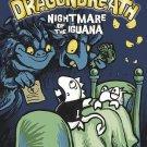 Dragonbreath #8: Nightmare of the Iguana [Hardcover] by Ursula Vernon