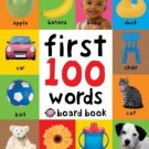 First 100 Words by Roger Priddy (NEW 0312510780)
