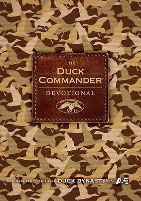 The Duck Commander Devotional (Hardcover) by Alan Robertson