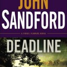 Deadline (A Virgil Flowers Novel) Hardcover by John Sandford