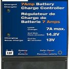 Sunforce 7 Amp Charge Controller Protects Battery From Overcharge and Discharge