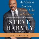 Act Like a Success Think Like a Success Discovering Your Gift Steve Harvey (CD)