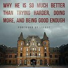 Jesus   Religion: Why He Is So Much Better Than Trying Harder, Doing More