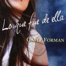 Lo que fue de ella (Spanish Edition) by Gayle Forman