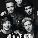 One Direction: Who We Are: Our Official Autobiography by One Direction   NEW