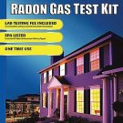 New First Alert RD1 Radon Gas Test Kit Safe and Easy To Use