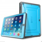 iPad Air Case SUPCASE Beetle Defense [Full Body Rugged Heavy Duty] Blue Case