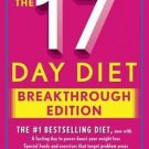 The 17 Day Diet Breakthrough Edition [Hardcover] by Dr. Mike Moreno