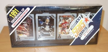 1991 Coupe Memorial Cup Limited Edition Hockey Collectors Card Set Sealed Mint