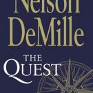 The Quest A Novel Hardcover by Nelson DeMille