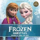 Disney Frozen Hairstyles: Inspired By Anna and Elsa by Theodora Mjoll Jack