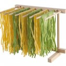 Natural Beechwood Collapsable Pasta Drying Rack