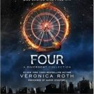 Four A Divergent Collection CD  Audiobook CD by Veronica Roth