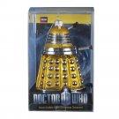 "NEW Kurt Adler 5"" Inch Doctor Who Yellow Dalek Robot Christmas X Mas Ornament"