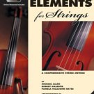 Essential Elements for Strings: Book 1 with EEi (Violin) by Michael Allen