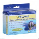 Algone Aquarium Water Clarifier and Nitrate Remover Treats Up To 1200 gallons