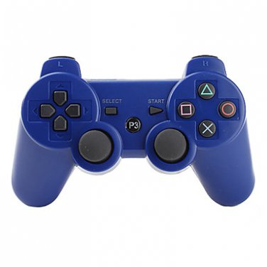 Blue Wireless Controller for PS3