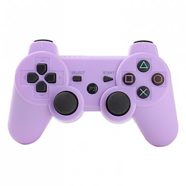 Purple Wireless Controller for PS3