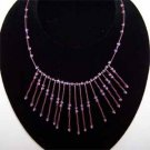 Amethyst Egyptian Style Necklace (JE261)