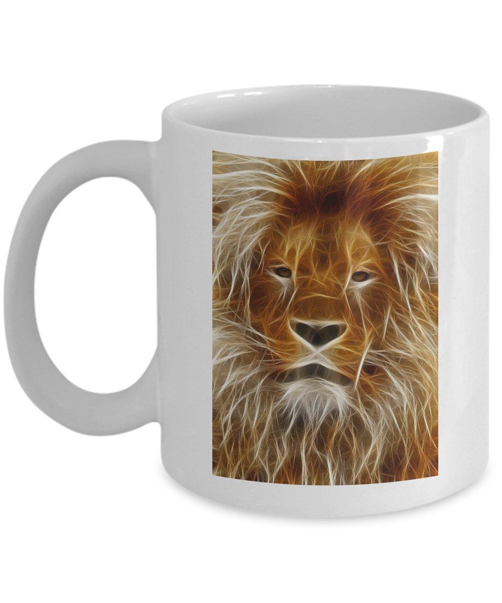 Lion Mug - FREE Shipping!