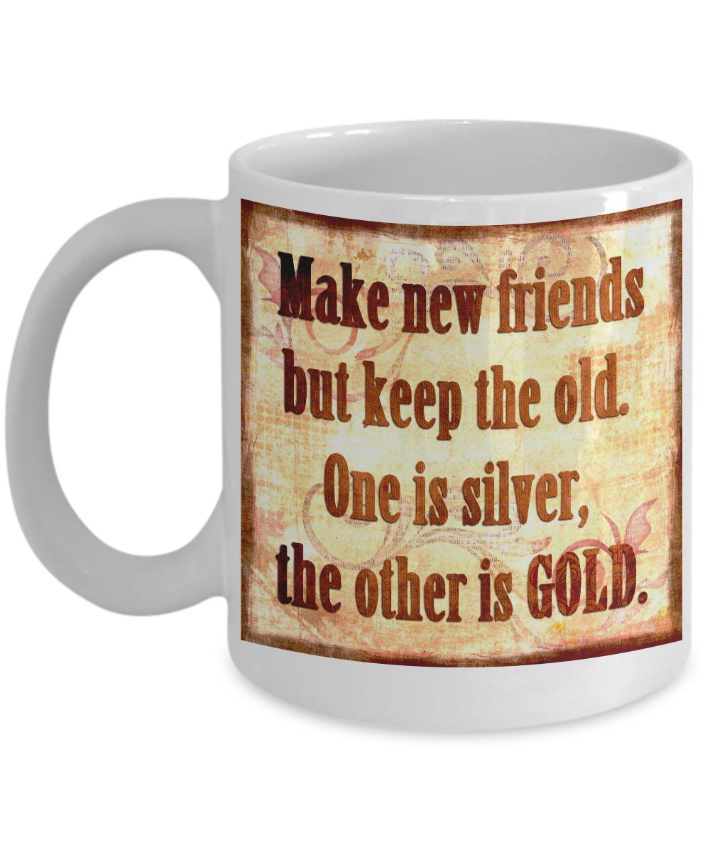 Friends - Motivational Coffee Mug - FREE Shipping!