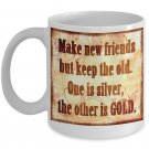 Friends - Motivational Coffee Mug - FREE Shipping!