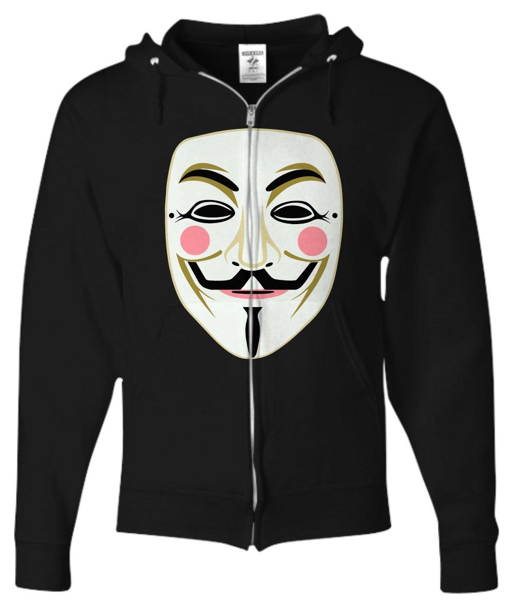 Anonimus Zip Hoodie - FREE Shipping!