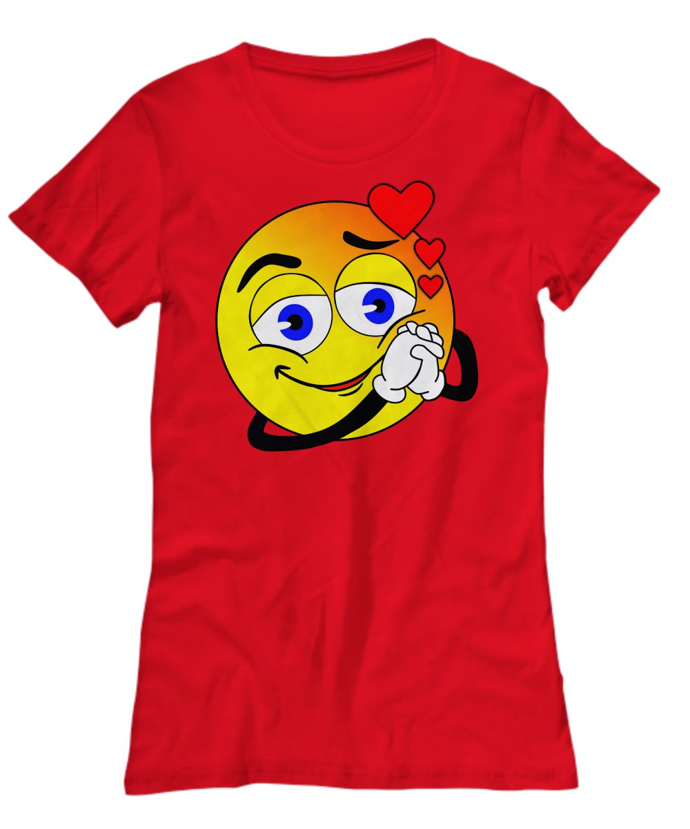 Love Smiley T-Shirt - FREE Shipping!