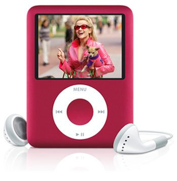 MP4 Players 3rd Generation