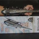 Assassins Creed IV 4 Black Flag Pirate Hidden Blade Edward Kenway Accessories Cosplay