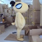 CosplayDiy Unisex Mascot Costume Yellow Dog Mascot Costume Cosplay For Carnival Party